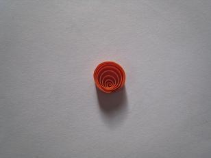 spiraal met excentrische middelpunt/ excentric roll/ spirale excentrée